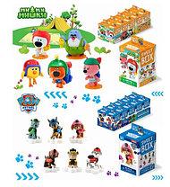 СВИТБОКС Любимые герои:  Мармелад с игрушкой в коробочке (виды: ми-ми-мишки, щенячий патруль)
