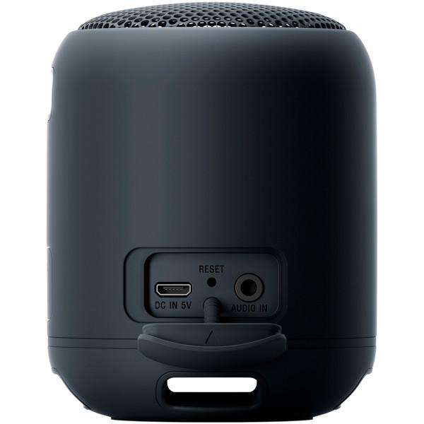 Беспроводная колонка Sony SRSXB12 (Black) - фото 2