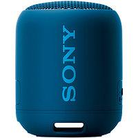 Беспроводная колонка Sony SRSXB12 (Blue)