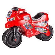 """Каталка детская """"Мотоцикл"""", Красный, М6788"""