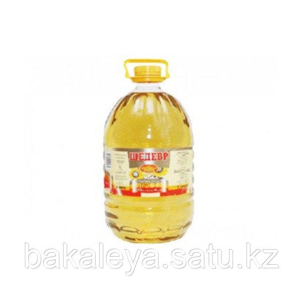 """Подсолнечное масло """"Шедевр"""" 5 л"""