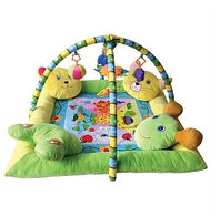 Развивающий коврик с 4 подушечками Lorelli Toys