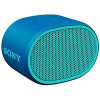 Беспроводная колонка Sony SRSXB 01 (Blue)