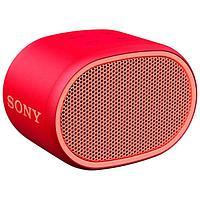 Беспроводная колонка Sony SRSXB 01 (Red)