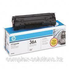 Картридж HP Europe CB436A [CB436A] | [оригинал]