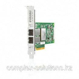 Адаптер HP Enterprise 82Q/FC 8GB/Dual Port  2 [AJ764A]