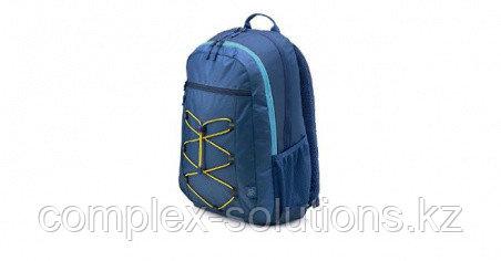Рюкзак HP Europe Active Blue/Yellow Backpack [1LU24AA#ABB]