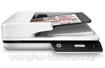 Сканер HP Europe ScanJet Pro 3500 f1 [L2741A#B19]