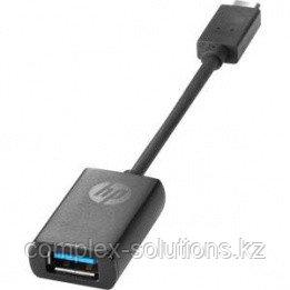 Адаптер HP Europe USB-C to USB 3.0 [P7Z56AA#ABB]