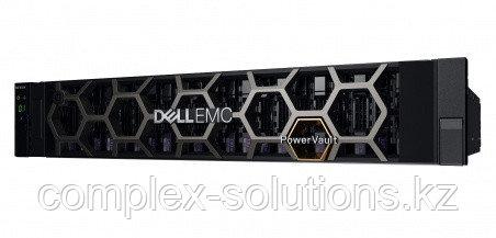 Хранилище DELL ME4024, 2x1.2Tb Жесткий диск HDD, 16Gb FC 8 Port Dual Controller [210-AQIF-16FC]