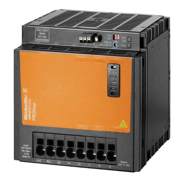 Источник питания PRO TOP1 960W 48V 20A, 1-фазный