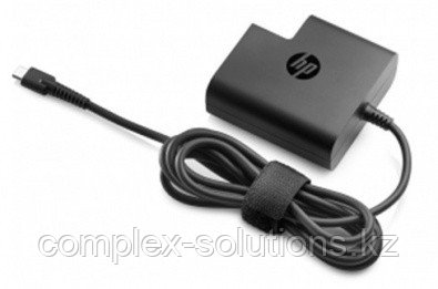 Адаптер HP Europe SFF USB-C AC [X7W50AA#ABB]