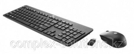 Клавиатура и манипулятор HP Europe Wireless Slim Business Keyboard and Mouse [N3R88A6#ACB]