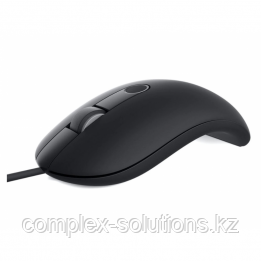 Манипулятор DELL Wired Mouse with Fingerprint Reader - MS819 [570-AARY]