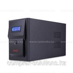 EW 2110 MUST line-interactive UPS 800VA LCD USB RJ45 battery: 12V9AH