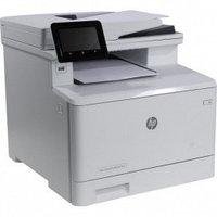 МФУ HP Europe Color LaserJet Pro MFP M479fnw [W1A78A#B19]