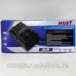 EVS 1200 MUST Автоматический стабилизатор напряжения 1200W