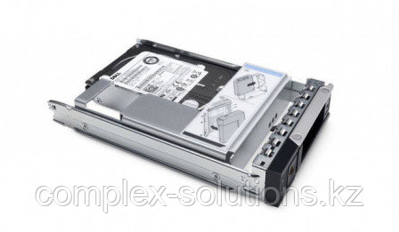 Жесткий диск HDD DELL 2TB 7.2K RPM NLSAS 12Gbps 512n 2.5in [400-AUWC]