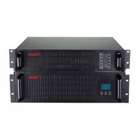 EH5110 rack online ups 10kva with batterypack(12V7.2AH*16pcs) RS232 220Vac50Hz LCD display, with SNMP slot