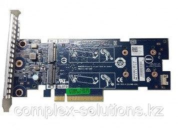 RAID контроллер DELL BOSS controller card, low profile, Customer Kit [403-BBUC]