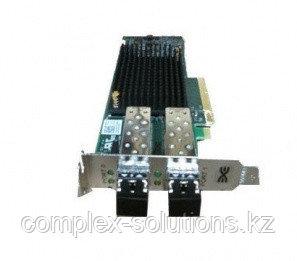 Адаптер главной шины DELL Emulex LPe31002-M6-D Dual Port 16Gb Fibre Channel [403-BBLR]