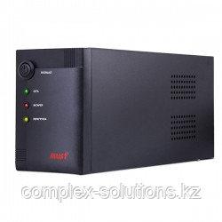 CW 2000 MUST line-interactive UPS 1000VA LED USB RJ45 battery: 12V7AH*2 SCHUKO output