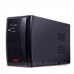 EA 1000 MUST off-line UPS 1500VA battery: 12V9AH*2 SCHUKO output