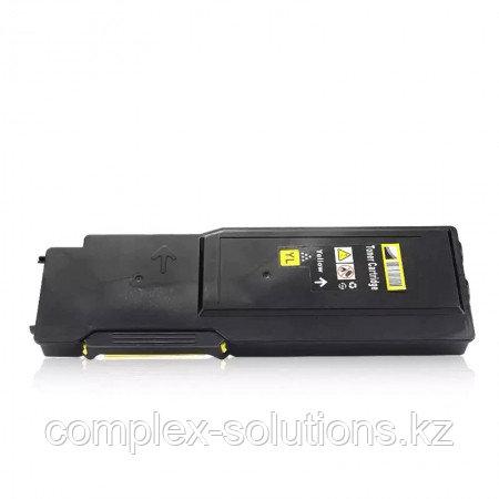 Тонер картридж 106R03533 (8K) Yellow Euro Print | [качественный дубликат]