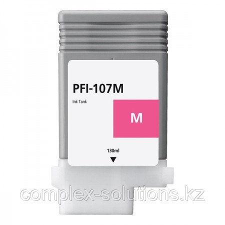 Картридж CANON PFI-107M Magenta GRAND | [качественный дубликат]