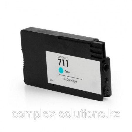 Картридж HP CZ130A Cyan №711 GRAND | [качественный дубликат]
