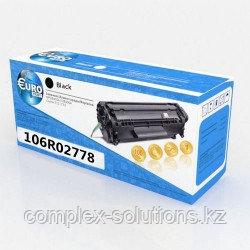 Тонер картридж 106R02778 (3K) New Chip Euro Print | [качественный дубликат]