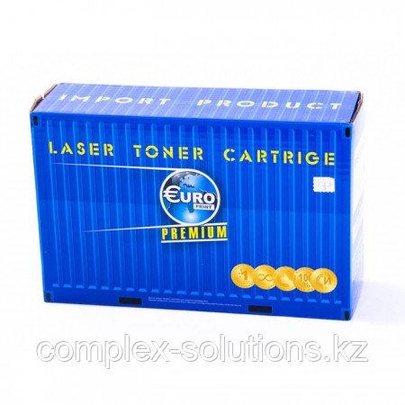 Картридж H-P CE250A (№504A) Black Euro Print NEW   [качественный дубликат]