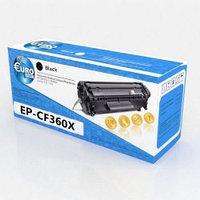 Картридж HP CF360X (№508X) Black Euro Print | [качественный дубликат]