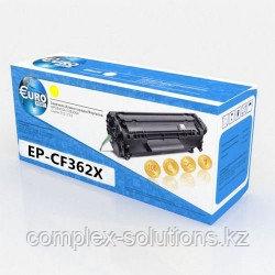 Картридж HP CF362X (№508X) Yellow Euro Print | [качественный дубликат]