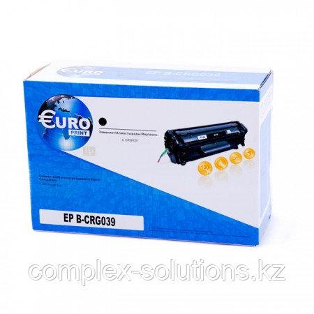 Картридж CANON 039 Euro Print (11K) | [качественный дубликат]
