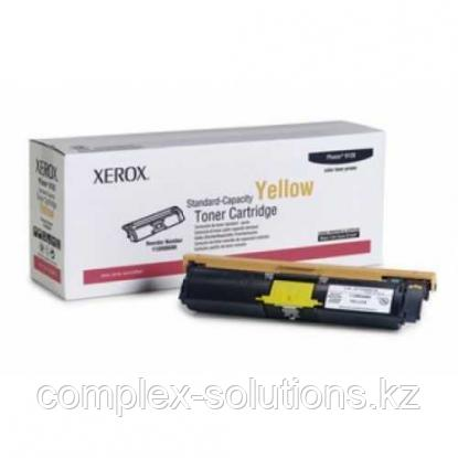 Тонер картридж XEROX 6115/6120 Yellow (1.5k) | Код: 113R00690 | [оригинал]