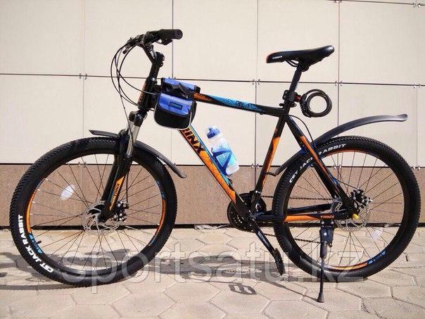 Велосипед Trinx K036 рама 17 Модель 2019г