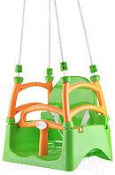 Качели подвесные Doloni 0152/1 зеленый