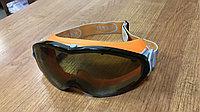 Защитные очки плотно прилегающие KAZAT 9301 smoke