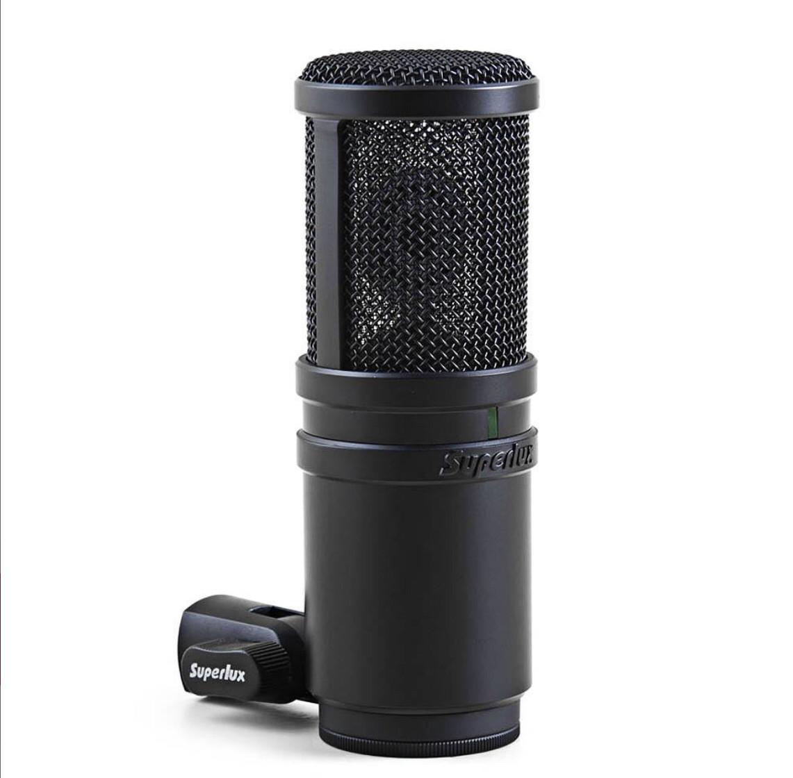 Студийный микрофон Superlux E205
