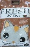 FRESH SCENT 5л Кофе Комкующийся Наполнитель для кошачьего туалета