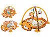 Развивающий коврик-манеж Тигр Infantino activity gym