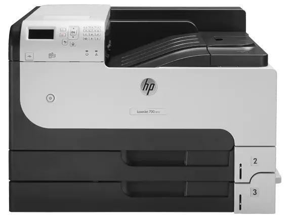 Принтер HP LaserJet Enterprise 700 M712dn (CF236A), A3/ 1200x1200dpi/ 512Mb/ USB