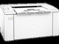 Принтер лазерный HP LaserJet Pro M102a [G3Q34A], А4/ 600x600 dpi/ USB
