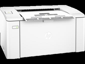 Принтер лазерный HP LaserJet Pro M102w [G3Q35A], A4/ 600x600 dpi/ USB+Wi-Fi