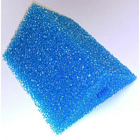 Губка треугольная запасная синяя для фильтра №23 (8х8х11х10 см)