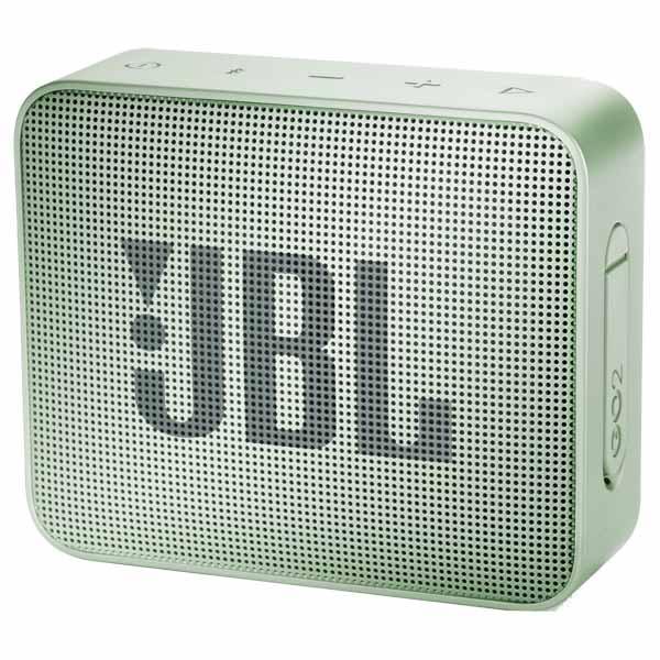 Беспроводная колонка JBL GO2 Mint JBLGO2MINT (Silver)