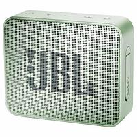 Беспроводная колонка JBL GO2 Mint JBLGO2MINT (Silver), фото 1