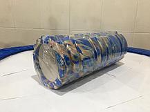 Массажный валик (ролик) для фитнеса и йоги (длина - 32 см), фото 3