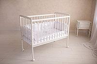 Кроватка Golden baby Рlus белая (Incanto, Россия)